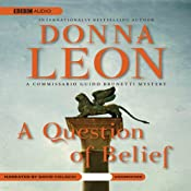 A Question of Belief: A Commissario Guido Brunetti Mystery | [Donna Leon]