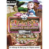 Alice's magical mah jongpar Micro Application