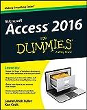 img - for Access 2016 For Dummies (Access for Dummies) book / textbook / text book