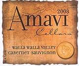 2008 Amavi Walla Walla Valley Estate Cabernet Sauvignon 750ml