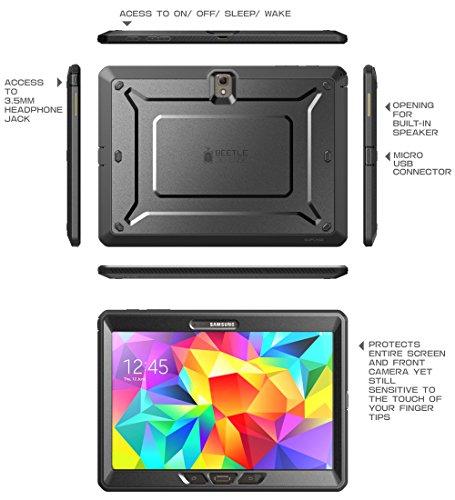 Samsung Galaxy Tab S 10.5 Case, SUPCASE [Heavy Duty] Case ...