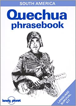 QUECHUA PHRASEBOOK and DICTIONARY 4 (UK IMPORT) BOOK NEW