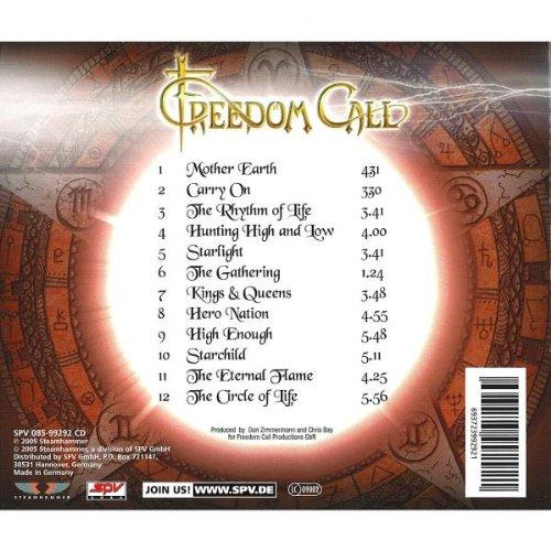 Circles Inside Circles Called Freedom Call Circle of Life