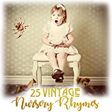 Vintage Nursery Rhymes Audiobook by Jay Lynton Loring Narrated by Brenda Markwell, Robin Markwell