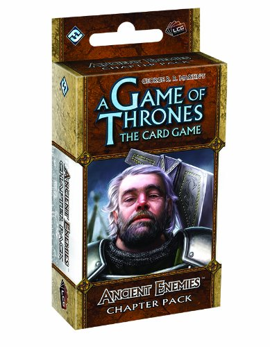 A Game of Thrones LCG: Ancient Enemies Chapter Pack (Revised Edition)
