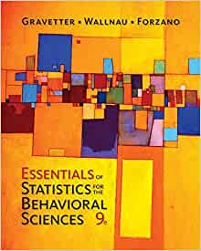 statistics for the behavioral sciences 10th edition pdf free