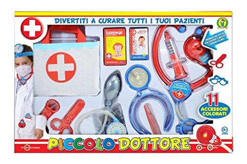 piccolo dottore - mazzeo giocattoli