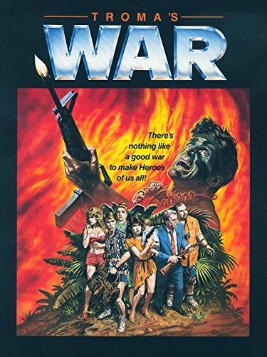 Troma's War on Amazon Prime Video UK