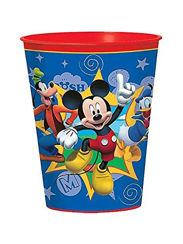 Disney Mickey's Clubhouse Party Souvenir Cups 12 Pack - 1