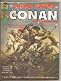img - for The Savage Sword of Conan the Barbarian, Vol. 1, No. 1 book / textbook / text book