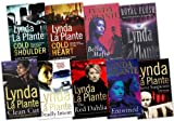 Lynda La Plante 9 Books Collection Pack Set RRP: £63.91 (Anna Travis Mystery & Lorraine Page Mystery) (Deadly Intent, Entwined, Clean Cut: An Anna Travis Mystery, The Red Dahlia, Above Suspicion, Bella Mafia, Royal Flush, Cold Shoulder, Cold Heart) Lynd