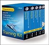 img - for MCITP Self-Paced Training Kit (Exams 70-640, 70-642, 70-643, 70-647): Windows Server?? 2008 Enterprise Administrator Core Requirements by Dan Holme (2008-07-14) book / textbook / text book