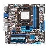 ASUS [M4A785D-M PRO] AMD 785G + SB710搭載 マイクロATXマザーボード