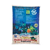Nature's Ocean Bio-Activ Live Aragonite Live Reef Substrate, 8-Pound
