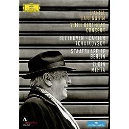 Daniel Barenboim: 70th Birthday Concert