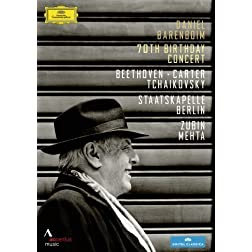 Daniel Barenboim: 70th Birthday Concert