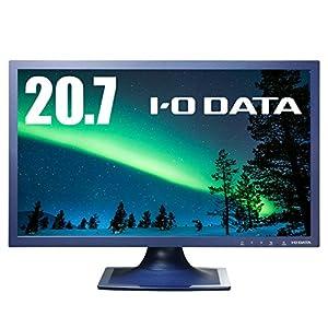I-O DATA モニター ディスプレイ 20.7型 EX-LD2071TNV