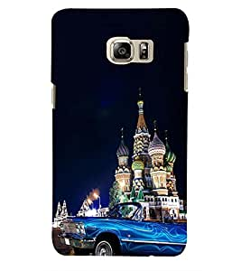 PRINTSWAG PHOTOGRAPHY Designer Back Cover Case for SAMSUNG GALAXY NOTE 5 DUAL
