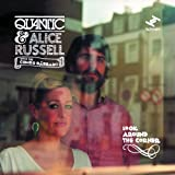 Quantic & Alice Russell with the Combo Bárbaro Look Around The Corner [VINYL]