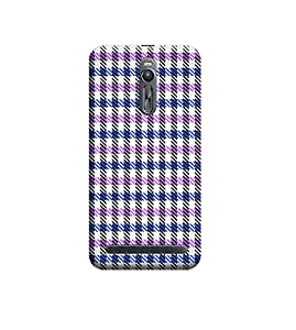 Ebby Premium Back Cover For Asus Zenfone 2