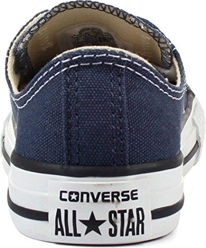 Converse Boys' Tod/Yth Chuck Taylor All Star Ox - Navy - 11 TOD