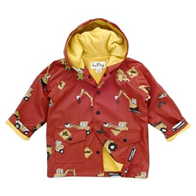 Hatley Diggers Cotton-Lined Raincoat