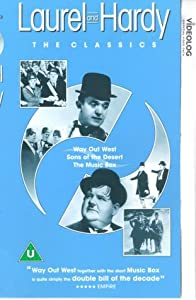 Laurel And Hardy Way Out West Sons Of The Desert The
