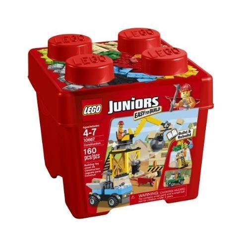 [LEGO Juniors 10667 Construction New] (Super Troopers Bear Costumes)