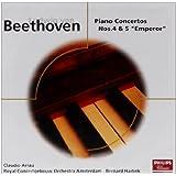 Beethoven: Piano Concertos Nos. 4 and 5 (Emperor)