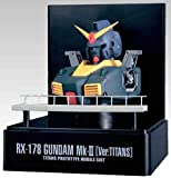 機動戦士Ζガンダム「Mk-II」ヘッドディスプレイ ティターンズVer.