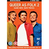 Queer As Folk: Series 2 [DVD]by Aidan Gillen