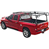 "Titan Contractor Pickup Truck Ladder Rack with Cab Overhang (25"" Cab Height)"