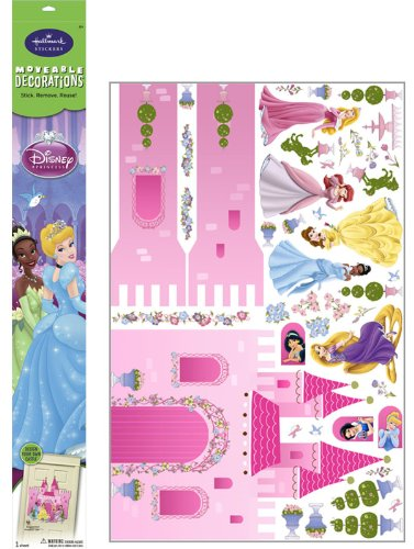 Princess Castle Jumbo Everyday Moveable Decorations
