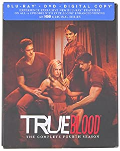 True Blood: The Complete Fourth Season (Blu-ray / DVD + Digital Copy)