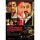 Thesis on a Homicide (2013) ( Tesis sobre un homicidio ) [ NON-USA FORMAT, PAL, Reg.0 Import - Spain ]