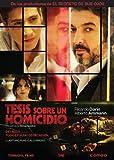 Thesis on a Homicide (2013) ( Tesis sobre un homicidio ) [ NON-USA FORMAT, PAL, Reg.0 Import - Spain ]