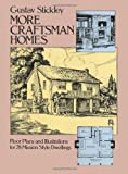 img - for More Craftsman Homes (Dover Architecture) book / textbook / text book