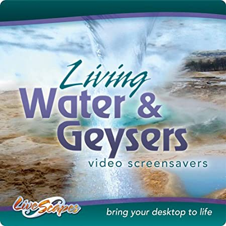 Living Water & Geysers Collection [Download]