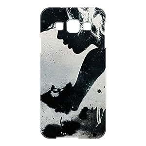 a AND b Designer Printed Mobile Back Cover / Back Case For Samsung Galaxy E5 (SG_E5_3D_2745)