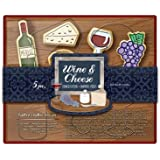 Fox Run Wine and Cheese Cookie Cutter Set