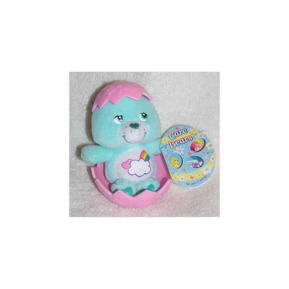 Care Bears 4 Plush Bashful Heart Bear in Pink Easter Egg