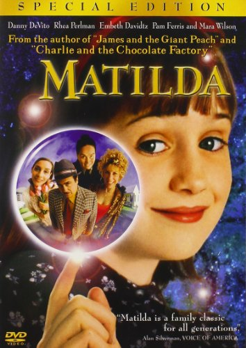 DVD : Matilda (Full Frame, Special Edition, Dubbed, Dolby, )