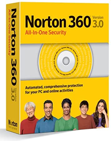 Norton 360 V3.0 - 3 User