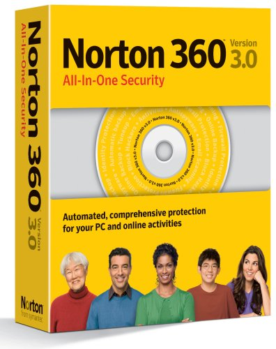 Norton 360 Version 3 Antivirus