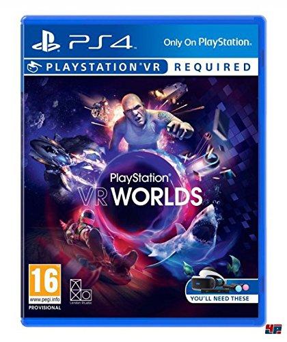 PlayStation VR Worlds [PSVR]