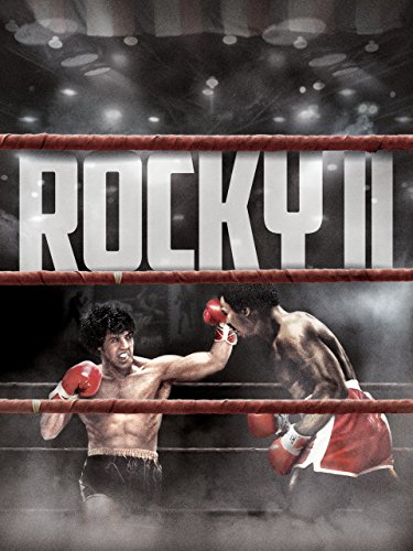 amazon com  rocky ii  sylvester stallone  talia shire  burt young  carl weathers  amazon digital