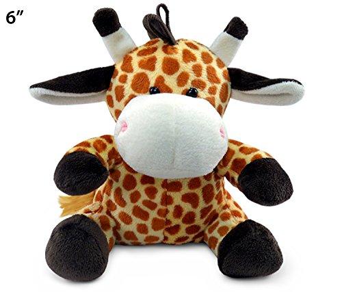 "Puzzled Giraffe Puzzle, 6"""