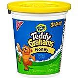 Teddy Grahams Go-Paks! Honey Graham Snacks, 2.75 Ounce (Pack of 8)