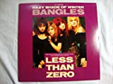 "Bangles, Hazy Shade of Winter - 12"" Mixes - Less Than Zero"