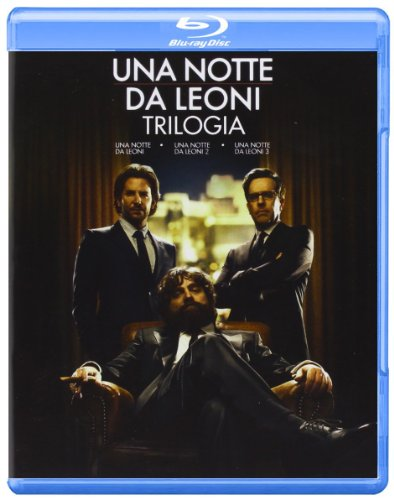 Una notte da leoni - Trilogia [Blu-ray] [IT Import]